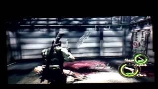 getlinkyoutube.com-Residente evil 5 -Como sacar rango s en todos los capitulos .mp4