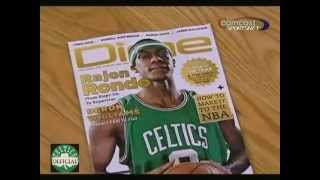Rajon Rondo 23 points,10 assists,5 steals - Amazing game vs Houston Rockets 2009/2010 - Highlights