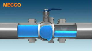 getlinkyoutube.com-Floating ball valve,Maxbright Group Inc. http://www.maxbright.net