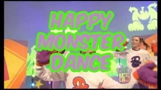 getlinkyoutube.com-Happy Monster Dance - Hi-5 - Season 11 Song of the Week