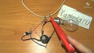 getlinkyoutube.com-Как сделать простейший регулятор мощности