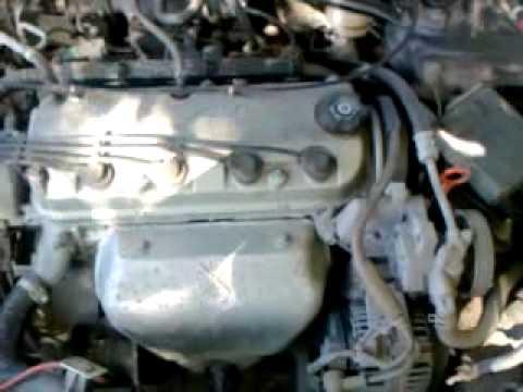 Двигатель Хонда Аккорд 2л. VTEC