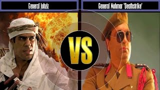 getlinkyoutube.com-Pro:Gen Mod Challenge Mode: General Juhziz VS General Mohmar 'Deathstrike'