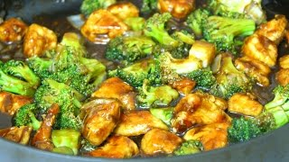 getlinkyoutube.com-Chicken and Broccoli Stir Fry - in the Kitchen With Jonny Episode 84