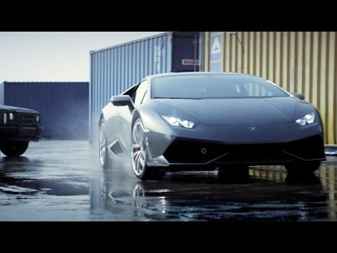 Lamborghini Huracán ► The Pursuit (OFFICIAL Trailer)