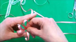 getlinkyoutube.com-Come fare un fiocco perfetto doppio con nastro di raso