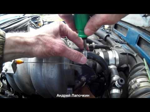 ГБО. Подогрев газового редуктора. Подключение редуктора к системе охлаждения двигателя. НИВА.
