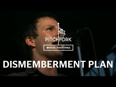 Dismemberment Plan - The City - Pitchfork Music Festival 2011