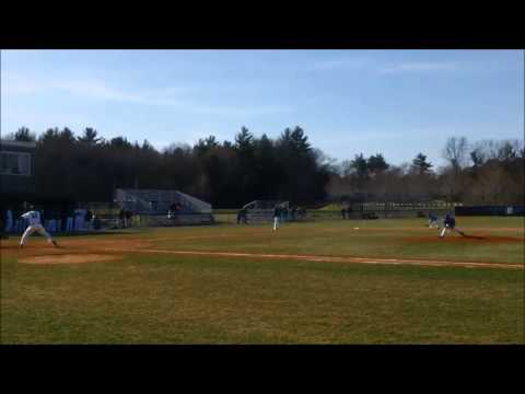 Babson Baseball vs. UMass-Boston (4/10/14)