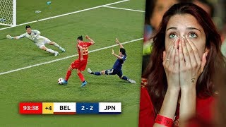 Top 10   Epic Last Minute Goals In World Cup History  HD