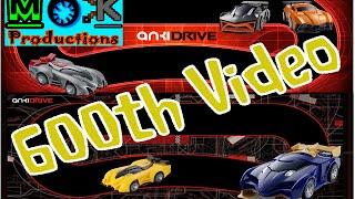 getlinkyoutube.com-Mok Productions: 600th Video Special: Anki Drive Mega Unboxing!