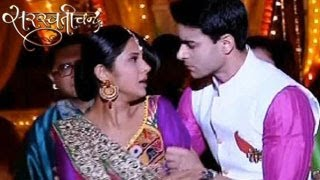 getlinkyoutube.com-Saras Kumud's ROMANTIC DANCE in SANGEET CEREMONY in Saraswatichandra 30th January 2014 FULL EPISODE