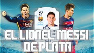 getlinkyoutube.com-FIFA 16 Ultimate Team | El Lionel Messi de plata