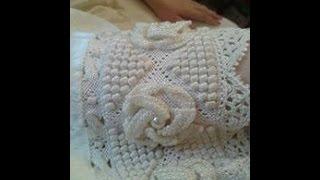 getlinkyoutube.com-جديد خياطة الراندة العصرية - وردة بالعقيق- مع أم عمران randa