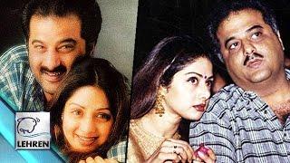 Secret Behind Boney Kapoor & Sridevi Marriage ! | Lehren Diaries