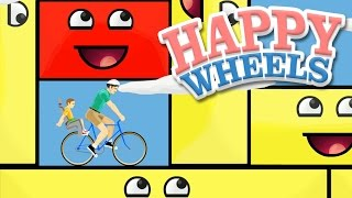 getlinkyoutube.com-SMILEY FACE ATTACK - Happy Wheels Best Levels 4 - Episode 17