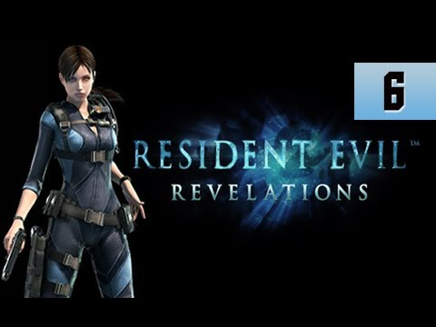 Resident Evil Revelations Walkthrough - Part 6 Episode 3 Ghost of Veltro Gameplay