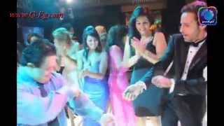 getlinkyoutube.com-رقص ساخن لايتن عامر فى فرح نيرمين زعزع - من قلب الحدث