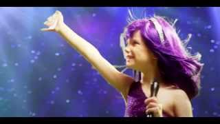 getlinkyoutube.com-Addy's wish to be...a pop star in her own music video!