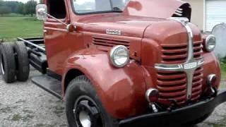 getlinkyoutube.com-1947 Dodge WJ-57 Truck