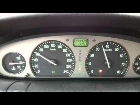 Praca skrzyni Comfortronic w Lancia Lybra 2.0