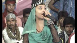 getlinkyoutube.com-HAZRAT TAJ UDDIN BABA URS 2016 QAWWALI PROGRAM MAUDAHA DISTT HAMIRPUR --Neha Naaz PART1