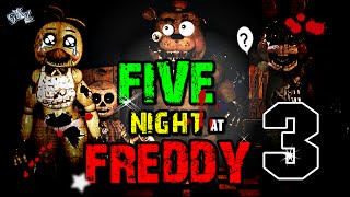 getlinkyoutube.com-Five Night At Freddy's 3 - เกมส์หมีที่น่ากลัวที่สุดในโลก !)@#&$^& #1