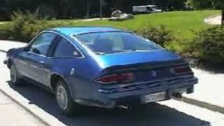 Chevrolet Monza Spyder '79  350ci