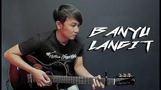 (Didi Kempot) Banyu Langit - Nathan Fingerstyle | Guitar Cover | Nella Kharisma