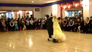 getlinkyoutube.com-'2012 김원갑 댄스스쿨 송년파티, 일반부 모던 왈츠시범
