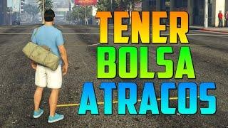 getlinkyoutube.com-INCREIBLE! COMO TENER LA BOLSA DE LOS ATRACOS A BANCOS! - Gameplay GTA V Online PS4