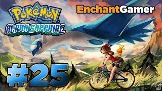 getlinkyoutube.com-Pokemon Alpha Sapphire | Part 25: โปเกม่อนในตํานานไคโอก้า[Nuzlocke]