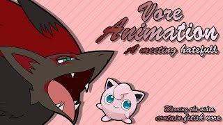 getlinkyoutube.com-VORE-ANIMATION - A hatefull meeting