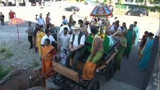 Bern Shivan Kovil Boomi Poojai 27 06 2012 from Baheer