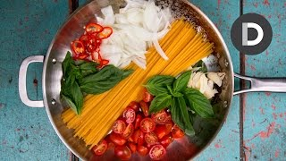 getlinkyoutube.com-How to make... One Pan Pasta!