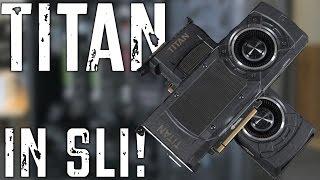 getlinkyoutube.com-My INSANE Dual Titan X SLI 4K Gaming Rig!