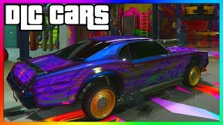 "getlinkyoutube.com-GTA 5 Online ""Declasse Sabre Turbo"" NEW Car Customized! - All Paint Jobs, Liveries, Hydraulics etc."