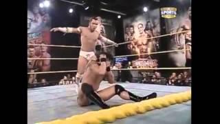 getlinkyoutube.com-اول ظهور للمصارع رومان رينز  في عالم المصارعه●FCW 2011/1/30