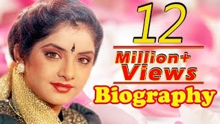 getlinkyoutube.com-Divya Bharti - Biography