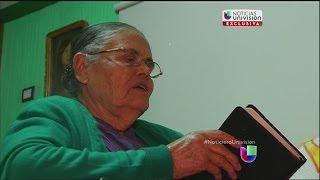 getlinkyoutube.com-Madre de Joaquín El Chapo Guzmán le envió un mensaje a su hijo -- Noticiero Univisión