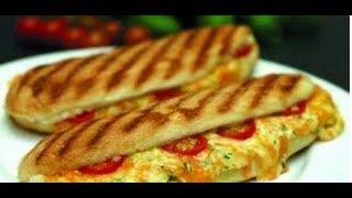 getlinkyoutube.com-وصفة عالمية طريقة إعداد خبز البانيني في المنزل