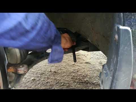Замена пыльников рулевой рейки KIA RIO III
