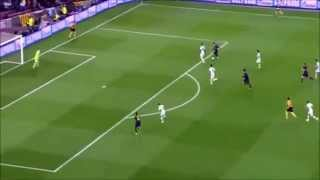 getlinkyoutube.com-Lionel Messi Dribble vs Jerome Boateng • LM GOALS • 06/05/2015