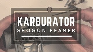 getlinkyoutube.com-karburator shogun reamer