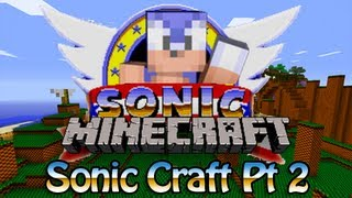 Sonic Craft Part 2 with KKcomics and Gizzy Gazza