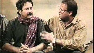 getlinkyoutube.com-Ajan Ki aahin Ghamoon Sachaar(اڃان ڪي آهن گامون سچار) Sindhi Drama part-22