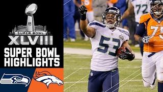 getlinkyoutube.com-Super Bowl XLVIII Recap: Seahawks vs. Broncos | NFL
