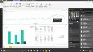 getlinkyoutube.com-Power BI Desktop Update - August 2016