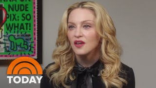 Madonna Opens Up About Kids: I'm A Normal Mom! | TODAY