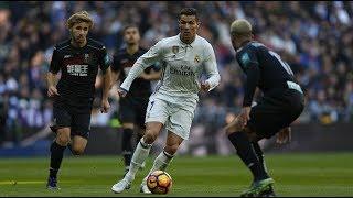 Cristiano Ronaldo Vs Multiple Defenders   Real Madrid Edition |HD|